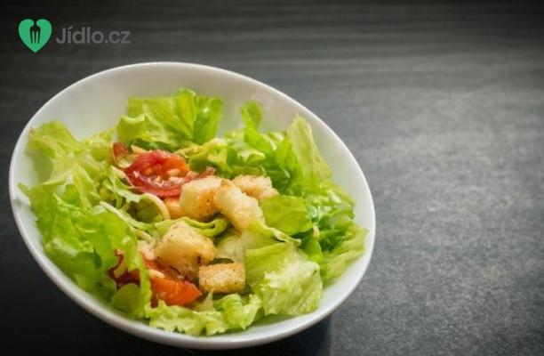 Salát Caesar recept