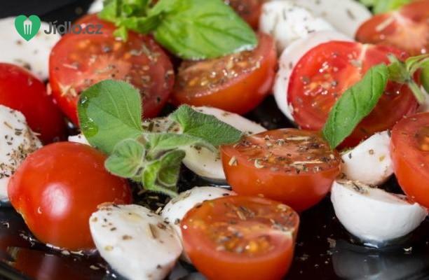 Salát Caprese recept