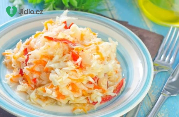 Salát Coleslaw recept
