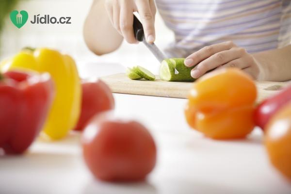 Salát z čerstvé zeleniny recept