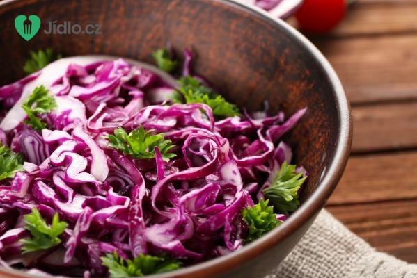 Salát z čerstvého zelí recept