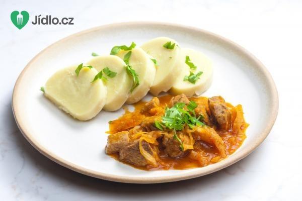 Segedínský guláš z vepřového masa recept