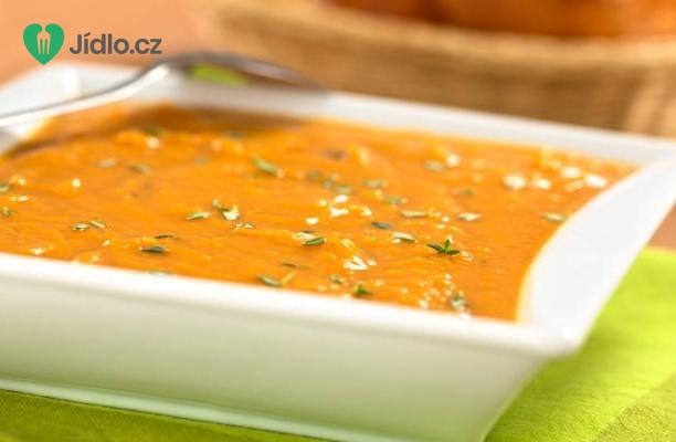 Sladká bramborová polévka recept