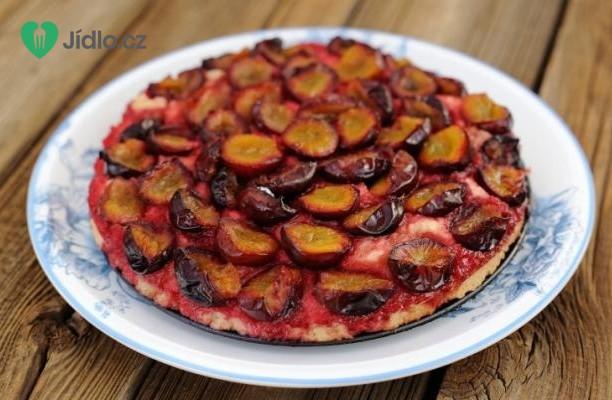 Sladký švestkový koláč recept