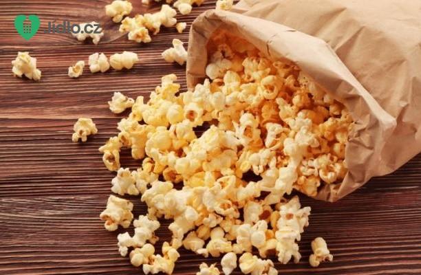 Recept Sladký, pikantní popcorn