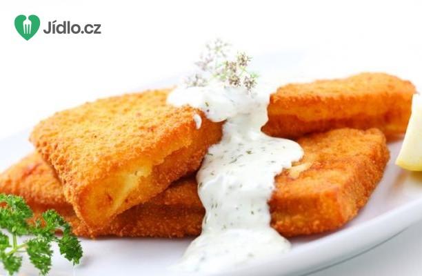 Recept Smažené rybí filety s tatarskou omáčkou