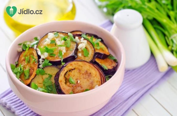 Smažený lilek s kapary recept