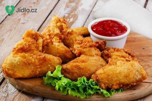 Smažené sýrové kuře recept