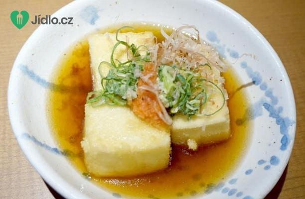 Smažené tofu s japonskou omáčkou ponzu recept
