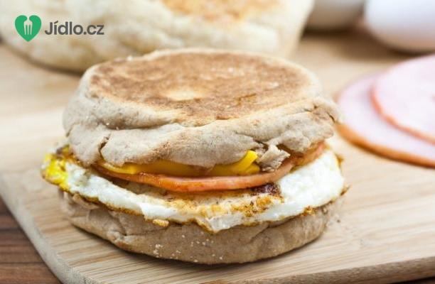 Snídaňové sendviče recept