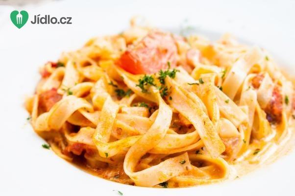 Špagety s italskou omáčkou recept