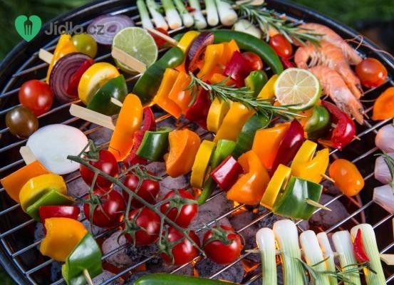 Špíz plný zeleniny recept