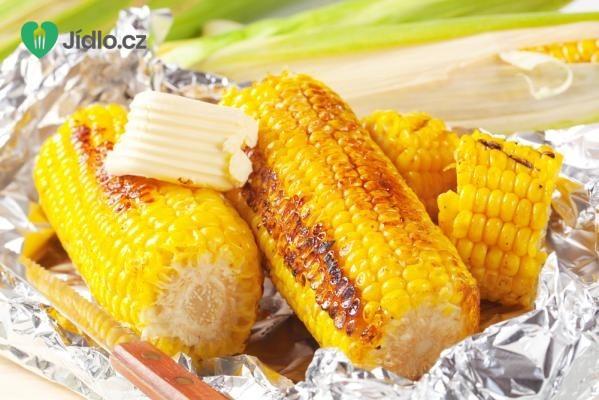 Šťavnatá grilovaná kukuřice recept