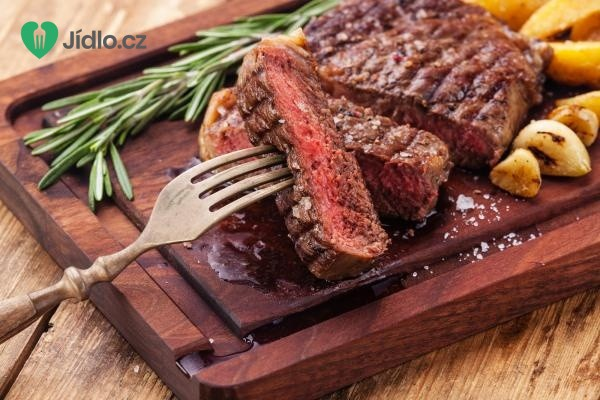 Steak, steak, steak! recept