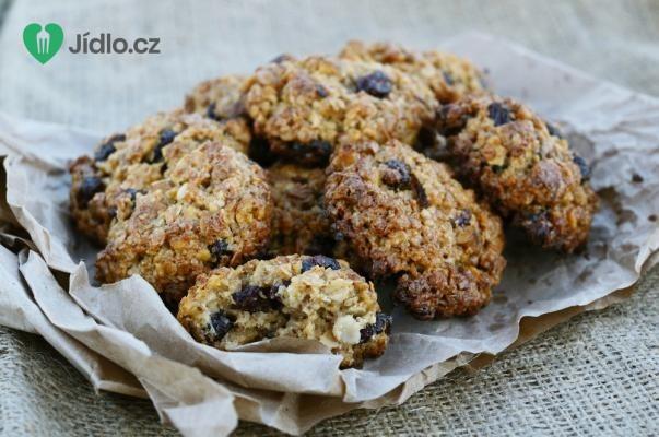 Sušenky s ovesnými vločkami recept