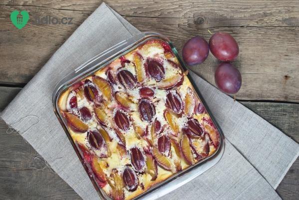 Švestková bublanina recept