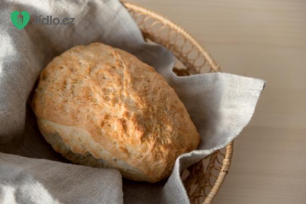Světlý bezlepkový chléb recept