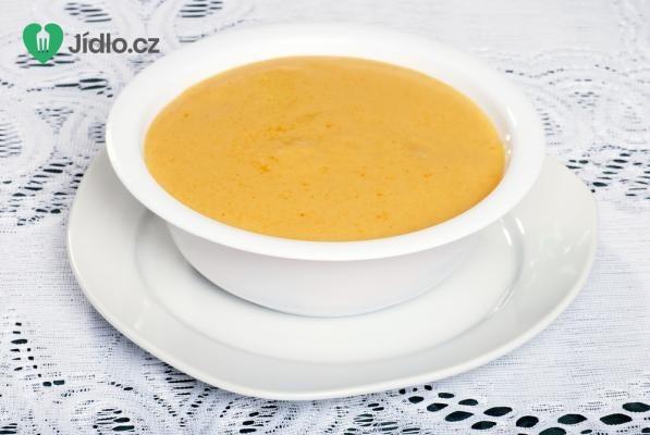 Sýrová polévka po italsku recept