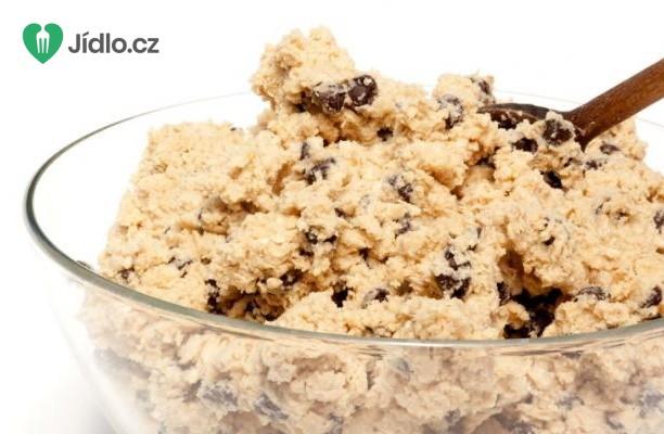 Těsto na čokoládové sušenky recept