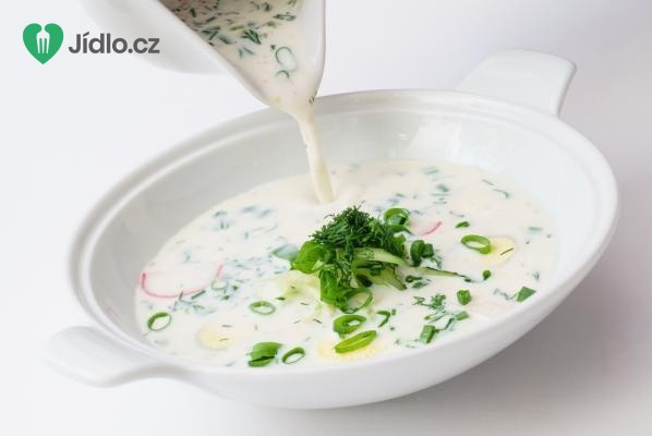 Tarator - svěží okurková polévka recept