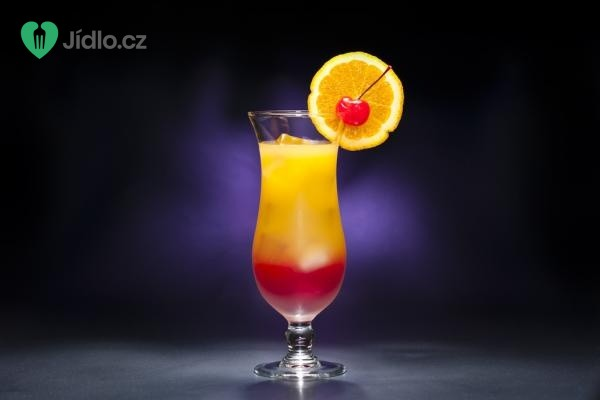 Tequila sunrise recept