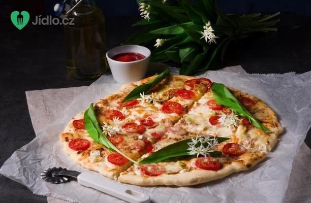 Těsto na pizzu recept