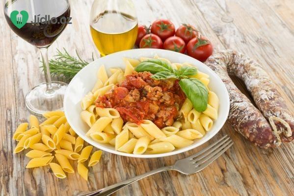 Těstoviny s vepřovým ragú recept