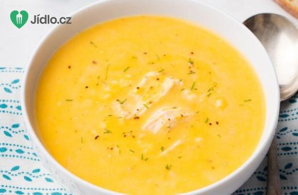 Recept Thajská dýňová polévka