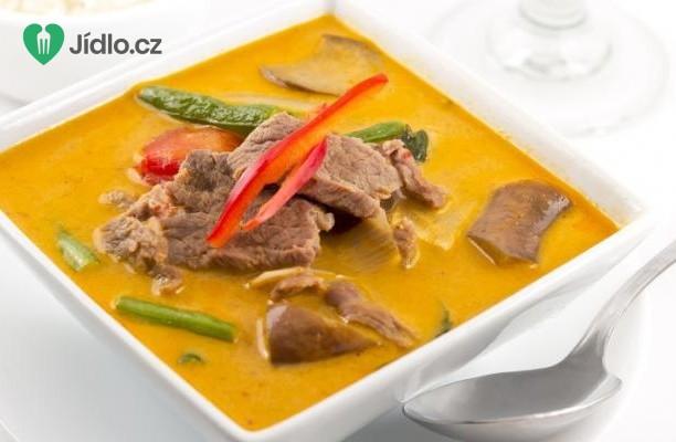 Thajský hovězí guláš recept