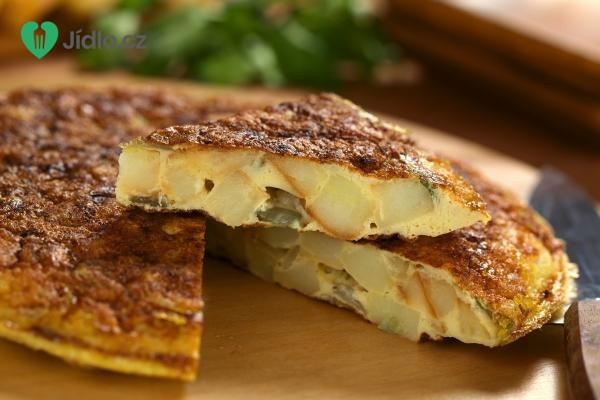 Tortilla de patatas  recept