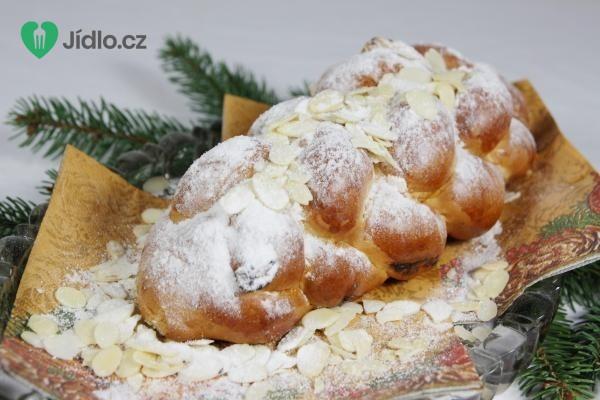 Tradiční česká vánočka recept