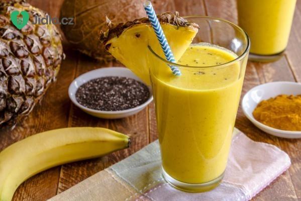 Tropical smoothie recept