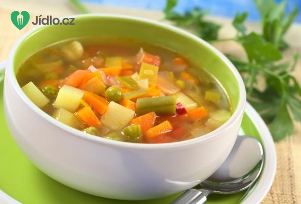 Tukožroutská polévka recept