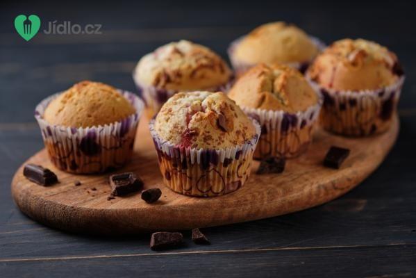 Tvarohové muffiny recept