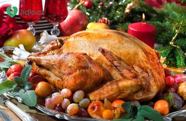 Vánoční krocan recept