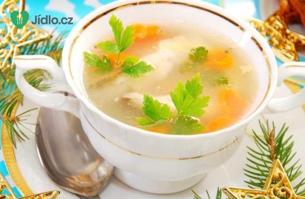 Vánoční rybí polévka recept
