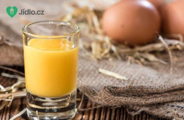 Vaječňák - vánoční vaječný likér recept