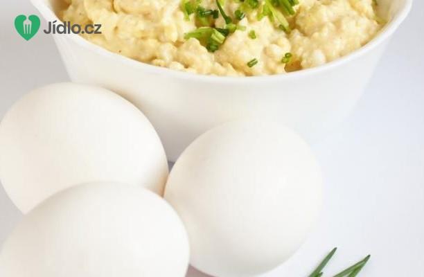 Vaječná pomazánka s celerem recept
