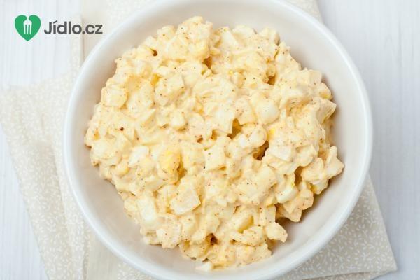 Vajíčkový salát recept