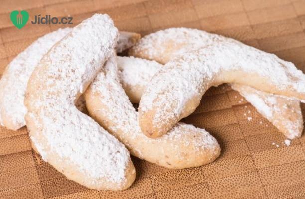 Vanilkové rohlíčky recept