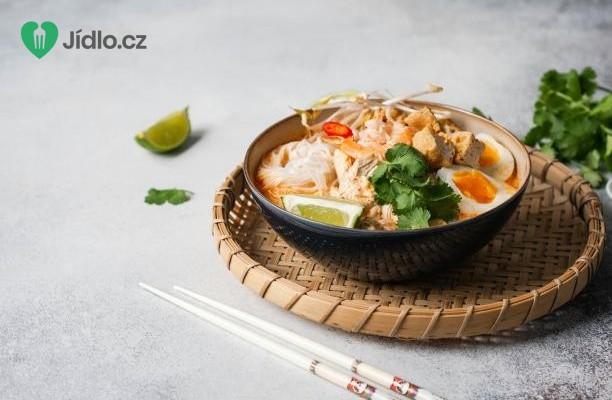 Vegetariánská Laksa  recept