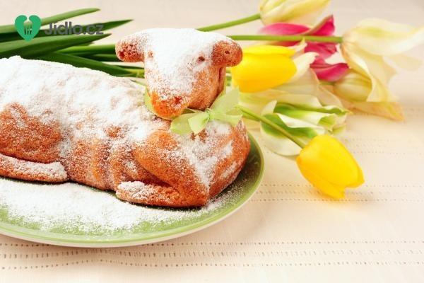 Velikonoční beránek recept