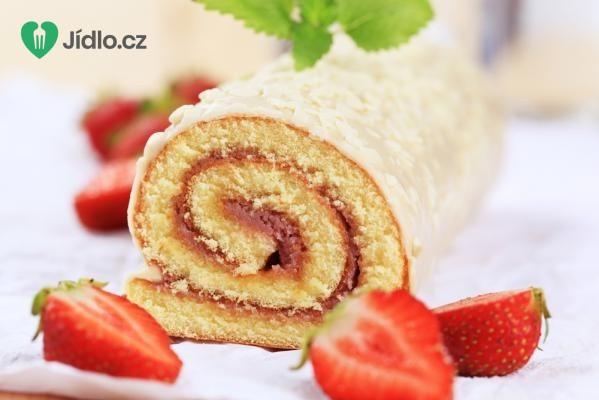 Velikonoční sladká roláda recept
