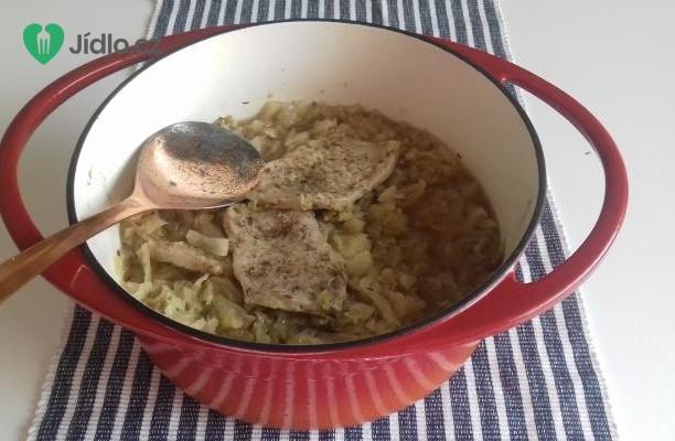 Vepřová pečeně s kapustou recept