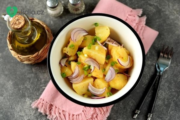 Vídeňský bramborový salát recept