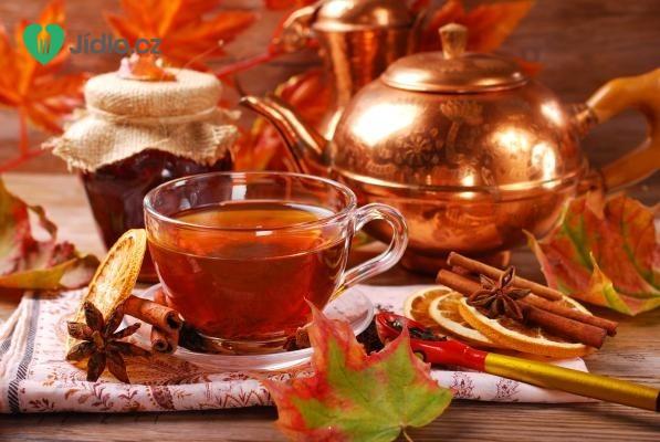 Voňavý švestkový pečený čaj recept