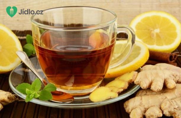 Recept Zázvorový čaj