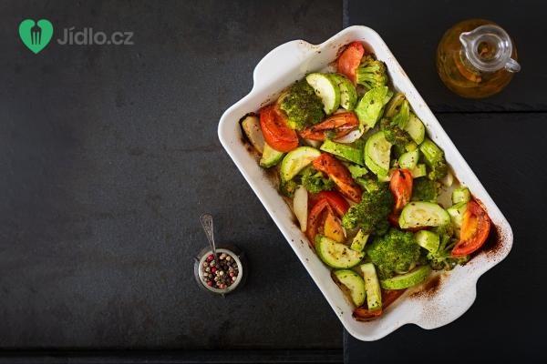 Zapečená zelenina recept