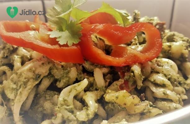 Zapečené těstoviny se smetanou a brokolicí recept