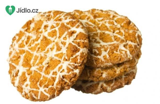 Zdobené ovesné sušenky recept